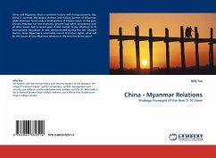 China - Myanmar Relations - Tea, Billy
