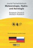 Jourist Fachwörterbuch Meteorologie, Hydro- und Aerologie, Russisch-Deutsch, Deutsch-Russisch, CD-ROM