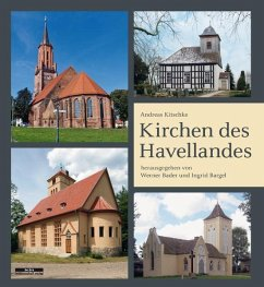Kirchen des Havellandes - Kitschke, Andreas