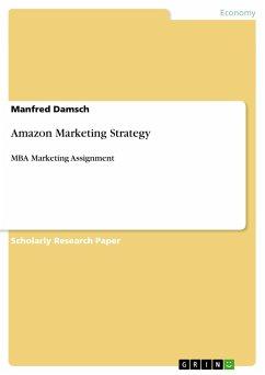 Amazon Marketing Strategy