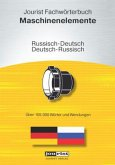 Jourist Fachwörterbuch Maschinenelemente Russisch-Deutsch, Deutsch-Russisch, CD-ROM