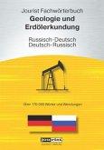 Jourist Fachwörterbuch Geologie und Erdölerkundung, Russisch-Deutsch, Deutsch-Russisch, CD-ROM