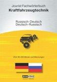 Jourist Fachwörterbuch Kraftfahrzeugtechnik Russisch-Deutsch, Deutsch-Russisch, CD-ROM