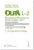 OLFA 1-2 Oldenburger Fehleranalyse für die Klassen 1 und 2
