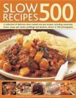 500 Slow Recipes