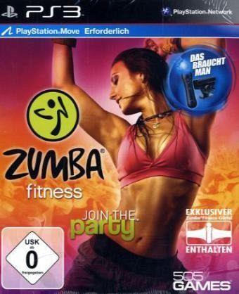 Zumba Fitness inkl. Fitness-Gürtel (PlayStation 3)