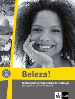 Beleza!. Lösungsheft - Prata, Maria