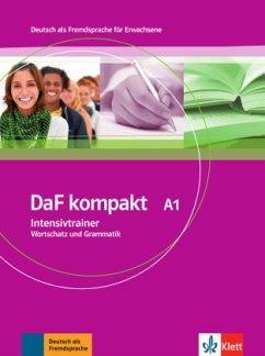 DaF kompakt / Trainingsbuch A1