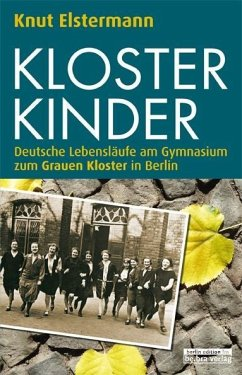 Klosterkinder - Elstermann, Knut