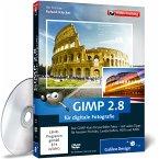 GIMP 2.8 für digitale Fotografie, DVD-ROM