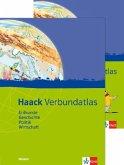 Haack Verbundatlas. Mit Arbeitsheft Kartenlesen. Ausgabe für Hessen