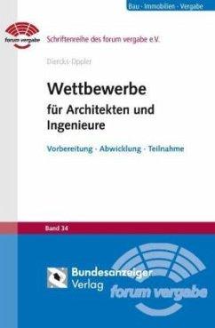 Wettbewerbe für Architekten und Ingenieure - Diercks-Oppler, Gritt