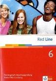Red Line New 6. Trainingsheft Abschlussprüfung Realschule. Baden-Württemberg