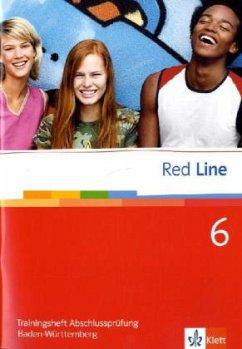 Red Line New 6. Trainingsheft Abschlussprüfung ...
