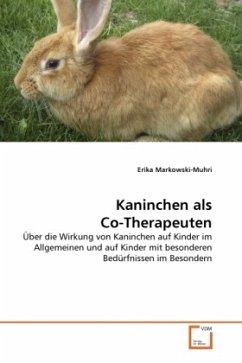 Kaninchen als Co-Therapeuten