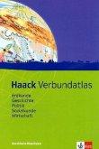 Haack Verbundatlas. Mit Arbeitsheft Kartenlesen. Sekundarstufe I. Ausgabe für Nordrhein-Westfalen
