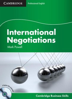 International Negotiations. Student's Book with 2 Audio-CDs - Powell, Mark
