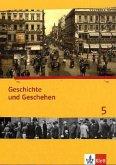 Geschichte und Geschehen 5. Ausgabe für Niedersachsen. Schülerband mit CD-ROM