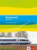 Konetschno! dvizhenii. Grammatisches Beiheft (Band 5 zum Lehrwerk Konetschno! auch im 3. Lernjahr bei Russisch als 3. Fremdsprache zum Lehrwerk Konetschno! Intensivnyj kurs einsetzbar)
