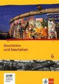 Geschichte und Geschehen 6. Ausgabe für Bremen und Niedersachsen. Schülerband mit CD-ROM