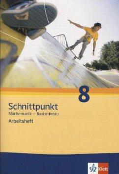 Schnittpunkt - Ausgabe für Schleswig-Holstein. Neubearbeitung. Arbeitsheft plus Lösungsheft Basisniveau 8. Schuljahr