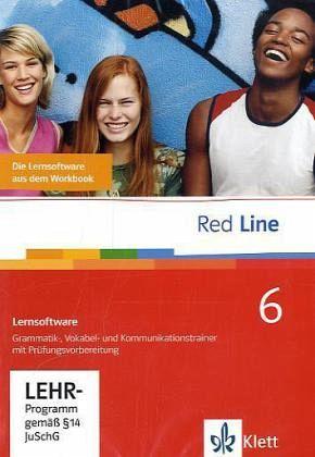 klasse 10 lernsoftware 1 cd rom red line bd 6 software portofrei bei b. Black Bedroom Furniture Sets. Home Design Ideas