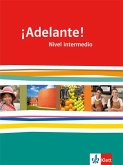 ¡Adelante!. Schülerbuch. Nivel intermedio. Klasse 11/12