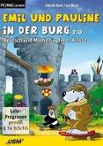 Emil und Pauline in der Burg 2.0 - Deutsch und Mathe 1. Klasse (PC+Mac)