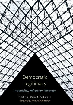 Democratic Legitimity - Rosanvallon, Pierre