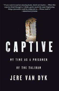 Captive - Dyk, Jere van