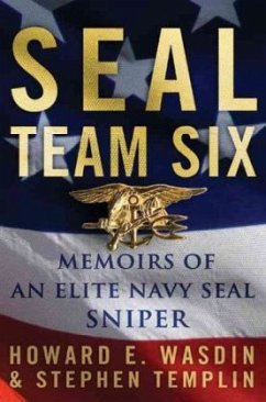Seal Team Six\Navy Seals Team 6, englische Ausgabe - Wasdin, Howard E.; Templin, Stephen