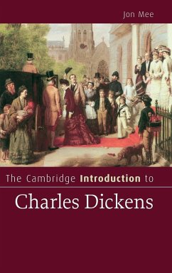 The Cambridge Introduction to Charles Dickens - Mee, Jon