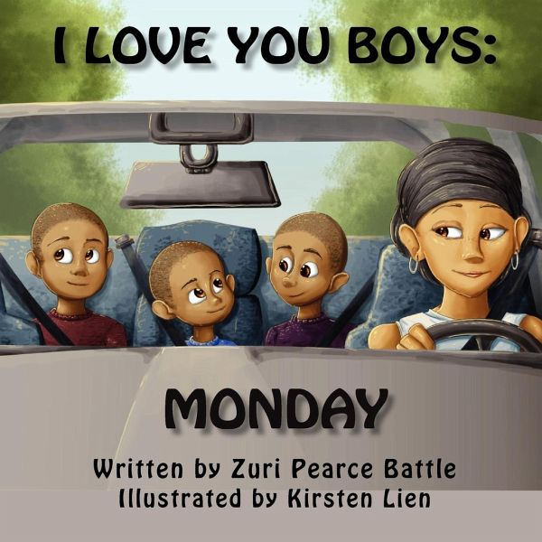 I Love You Boys: Monday - Battle, Zuri