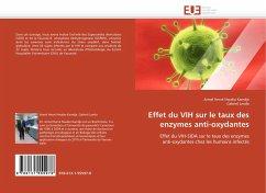 Effet Du Vih Sur Le Taux Des Enzymes Anti-Oxydantes