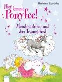 Mondmädchen und das Traumpferd / Hier kommt Ponyfee! Bd.18