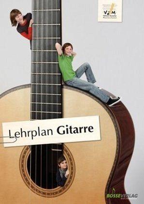 lehrplan gitarre buch b. Black Bedroom Furniture Sets. Home Design Ideas