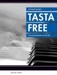 TastaFree, für Klavier, m. Audio-CD