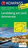 KOMPASS Wanderkarte Landsberg am Lech - Ammersee