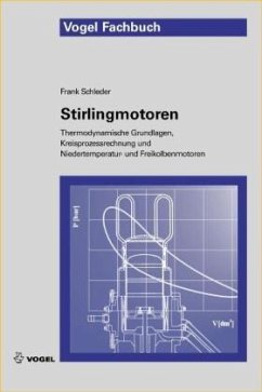 Stirlingmotoren - Schleder, Frank