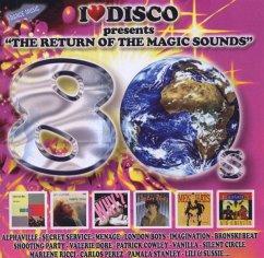 I Love Disco 80s Vol.3 - Diverse