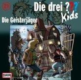 Die Geisterjäger / Die drei Fragezeichen-Kids Bd.21 (1 Audio-CD)