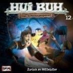 Zurück im Mittelalter, 1 Audio-CD