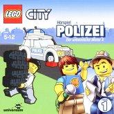 Polizei - Der unheimliche Mr. X / LEGO City Bd.1 (1 Audio-CD)