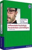 Differentielle Psychologie, Persönlichkeit und Intelligenz