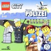 Polizei - Stadt in Gefahr / LEGO City Bd.2 (1 Audio-CD)