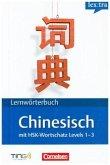 Lextra Chinesisch Lernwörterbuch: Chinesisch-Deutsch