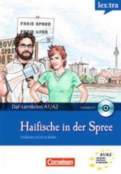 Haifische in der Spree, m. Audio-CD
