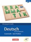 Lextra Deutsch als Fremdsprache. DaF-Grammatik: Kein Problem. Übungsbuch