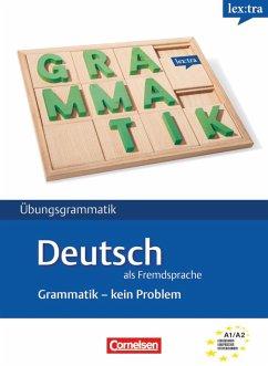 Lextra Deutsch als Fremdsprache. DaF-Grammatik:...
