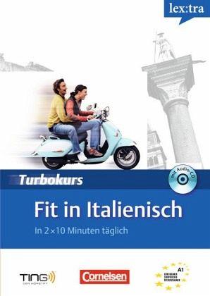 lextra italienisch turbokurs fit in italienisch von daria. Black Bedroom Furniture Sets. Home Design Ideas